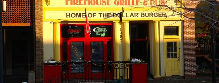 Fire House Grille & Pub is one of Places to go in Cuyahoga Falls.