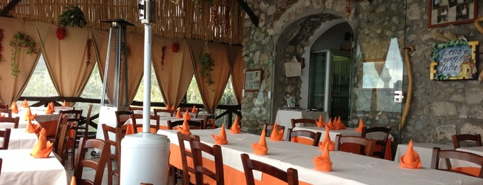 La Tagliata is one of Italy - Summer 2012.