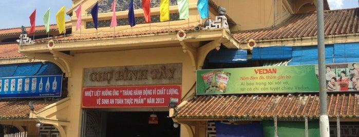 Chợ Bình Tây is one of Saigon Ho Chi Min -.