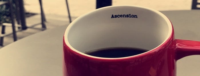 Ascension is one of D-Town: To Do in Dallas.