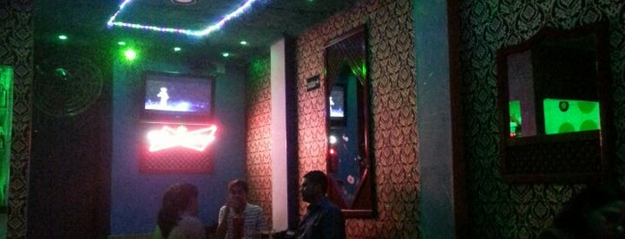 Green Bar Music (Bar Verde) is one of Night Life.