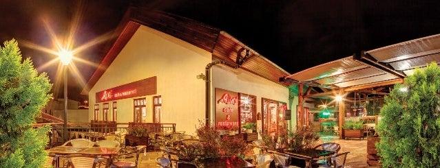 Alin's is one of Yemede yanında yat....
