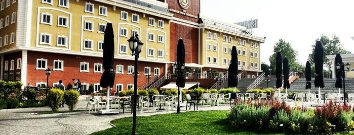 İstanbul Aydın Üniversitesi is one of Türkiye'de En Çok Check-in Yapılan Mekanlar.