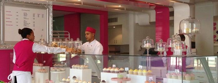 Haute Cupcakes is one of Bahrain Best Restaurants & Cafes.