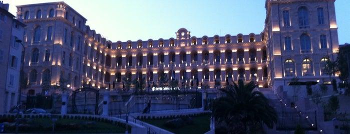 InterContinental Marseille Hôtel-Dieu is one of MRS.