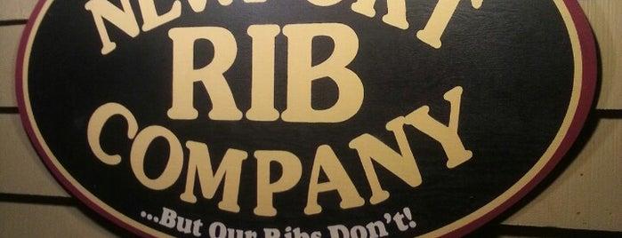 Newport Rib Company is one of Food!.