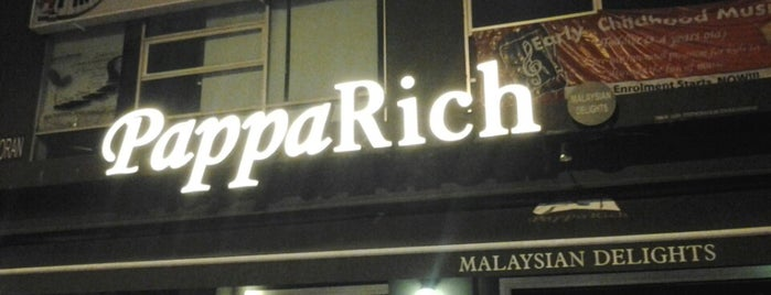 PappaRich is one of Eat Eat.