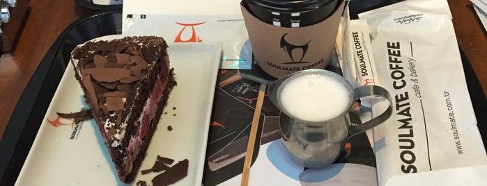 Soulmate Coffee & Bakery is one of Konya'da Café ve Yemek Keyfi.