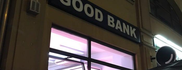 GOOD BANK is one of Testen: Essen.