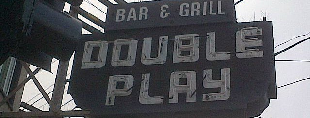 Double Play Bar & Grill is one of Food Near 1550 Bryant.