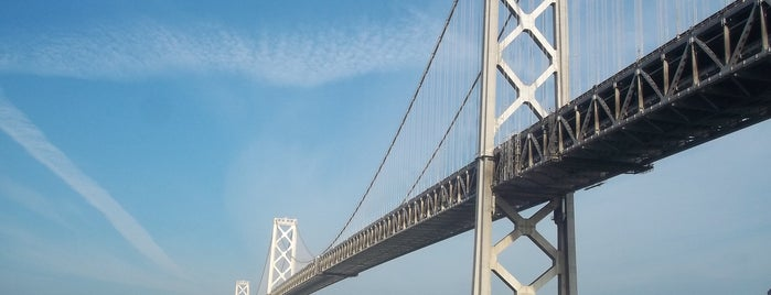 Ponte São Francisco-Oakland is one of Top Things In San Francisco For Visitors.