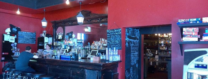 The Willows is one of The San Franciscans: Happy Hour.