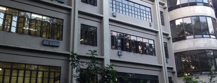 College of Arts and Letters is one of UPD.