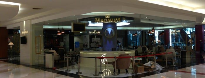 Magnum Café is one of Cafe or Coffee Shop.