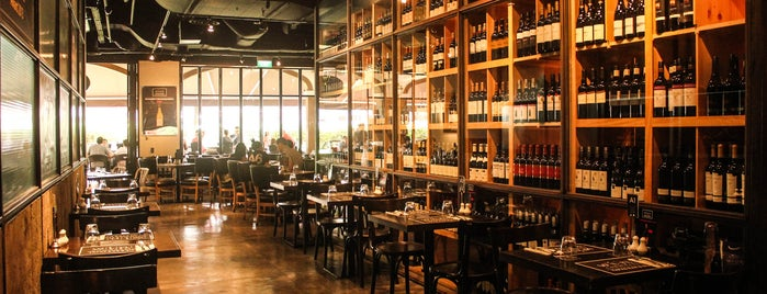 Wine Connection Tapas Bar & Bistro is one of GG's Fav Bars.