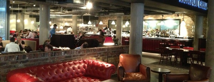 The Hoxton Shoreditch is one of My Favorites.
