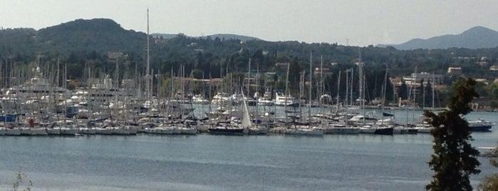 Kontokali Bay resort & spa is one of 36 hours in... Corfu.