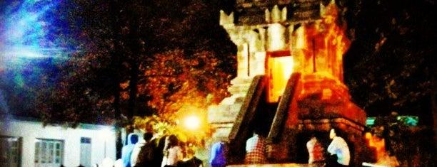 Gereja dan Candi Hati Kudus Tuhan Yesus Ganjuran is one of Visited Places in Yogyakarta :).