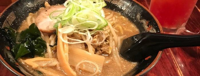 北海道らーめん ひむろ 赤羽店 is one of 関東のラーメン.