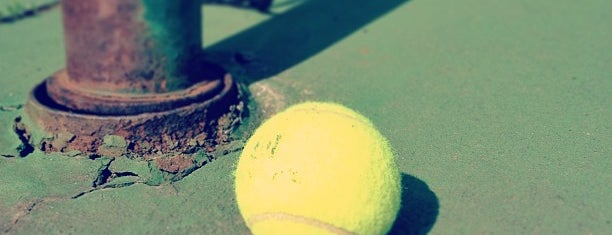 Városmajori Tenisz Club is one of x.