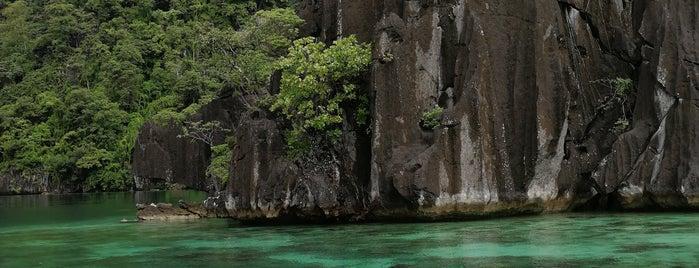 Siete Pecados Marine Park is one of Filipinler-Manila ve Palawan Gezilecek Yerler.