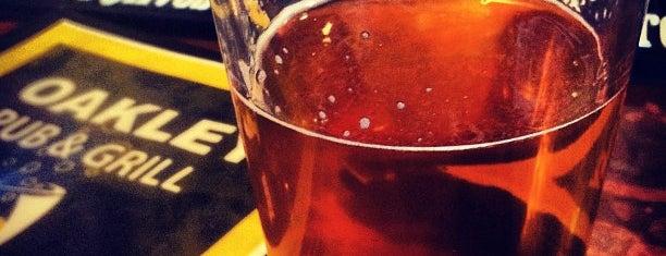 Oakley Pub & Grill is one of Cincinnati: An Indie-ish Guide.