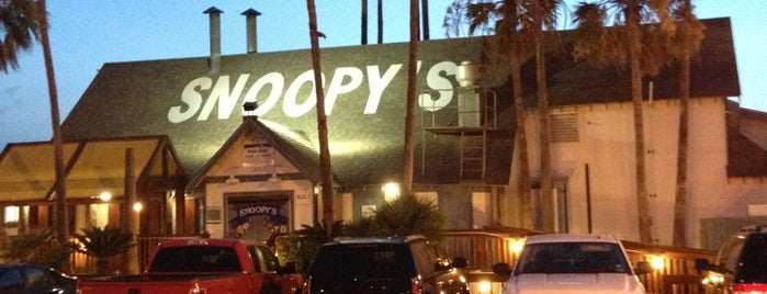 Snoopy's Pier is one of Places I Want to Try II.