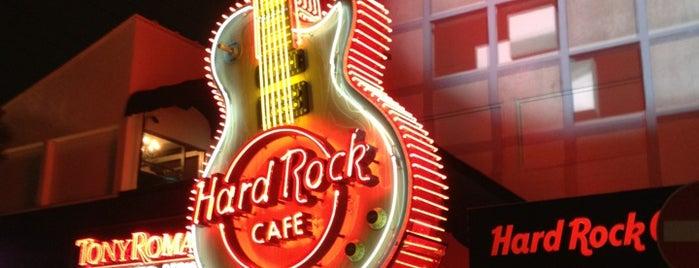Hard Rock Cafe Tokyo is one of Tokyo: eat & drink.