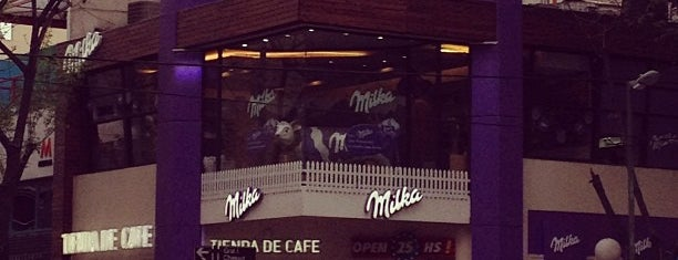 Milka Store is one of Dreamlands.