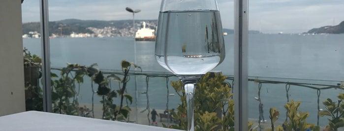 Ve Bosphorus İstanbul Teras Restaurant is one of Kahve & Çay.