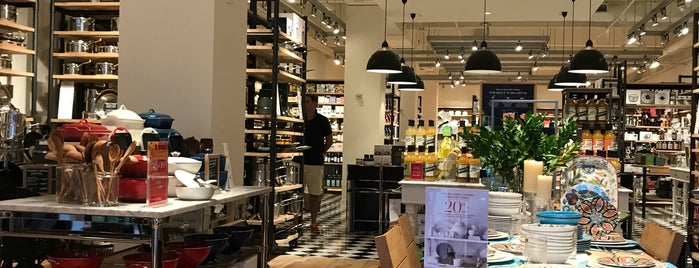 Williams-Sonoma is one of my b.a..