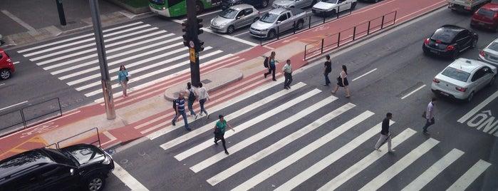 Avenida Paulista is one of #IHeartSãoPaulo.