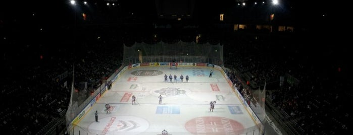 Arena Ice Fever 2012 is one of Places to visit in Zagreb.