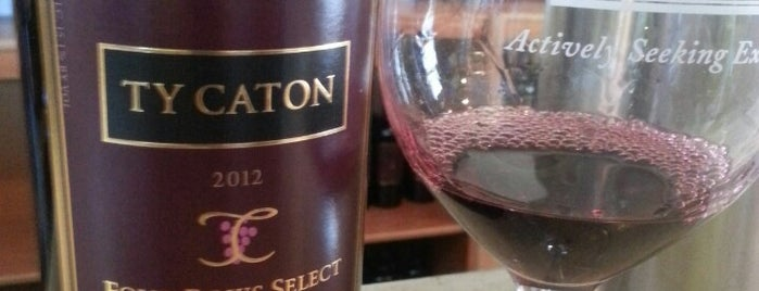 Ty Caton Vineyards is one of Wineries / Vineyards.