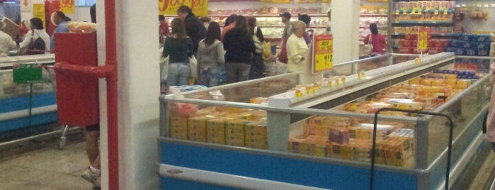 Extra Supermercado is one of Estive em:.