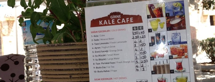 Girne Kale Cafe is one of Kıbrıs.