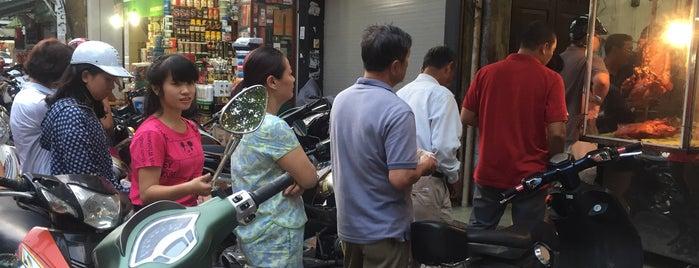 Thịt Quay Vạn Thành Hàng Buồm is one of Măm măm ~.^.