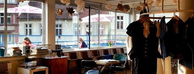 Natálie Steklová shop&café is one of Coffee.