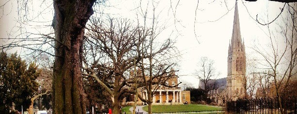 Clissold Park is one of Things to do in Hackney.