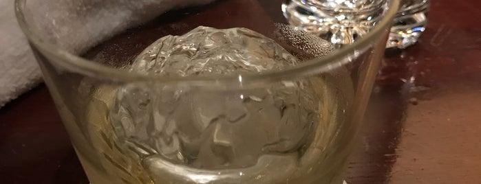 Bar Hermit West is one of Stevenson's Favorite Whiskey Bars.