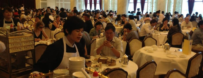 Maxim's Palace is one of The 15 Best Places for a Brunch Food in Hong Kong.