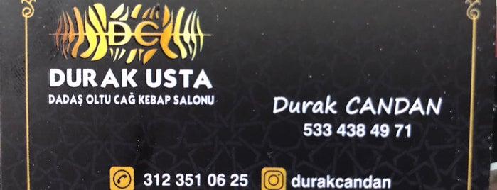 Dadaş Oltu Kebap is one of Ankara Gourmet #1.