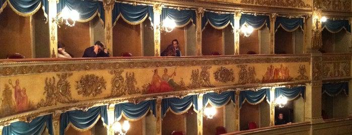 Teatro Alighieri is one of preferiti.
