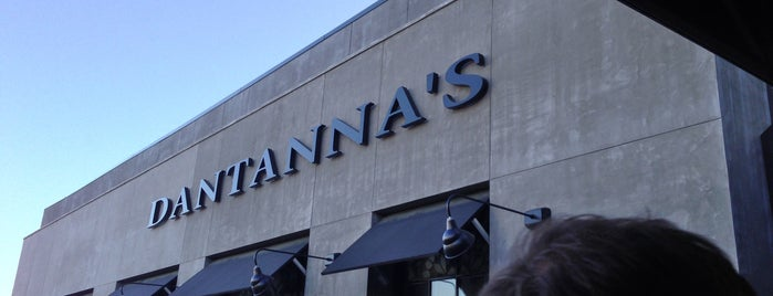 Dantanna's is one of Top 10 dinner spots in Atlanta, GA.
