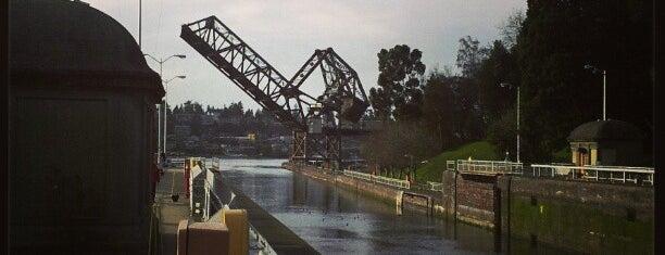 Hiram M. Chittenden Locks is one of Seattle's Best Great Outdoors - 2013.