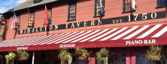 Middleton Tavern is one of bars.