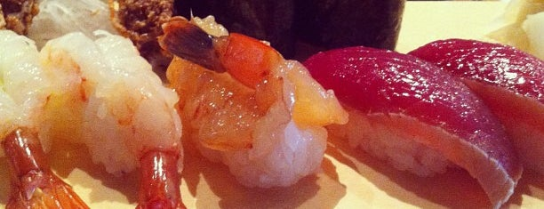 Billy Beach Sushi and Bar is one of The 15 Best Places with a Happy Hour in Seattle.