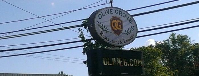 Olive Grove Restaurant & Lounge is one of 20 favorite restaurants.