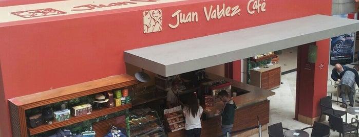 Juan Valdez Café is one of Must-visit Food in Bogotá.