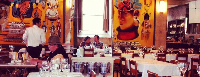 Café Guarany is one of Fados.
